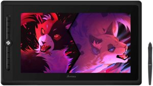 Artisul's D16 Pro Drawing Tablet
