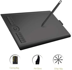 Gaomon's M10K2018 Drawing Tablet