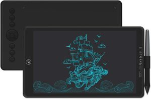 Huion's Inspiroy Ink H320M Drawing Tablet