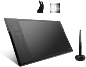 Huion's Inspiroy Q11K V2 Drawing Tablet