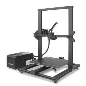 LONGER LK1 90% Pre-Assembled 3D Printer