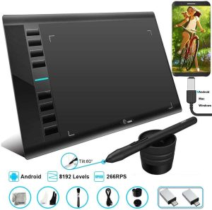 Ugee's M708 Drawing Tablet
