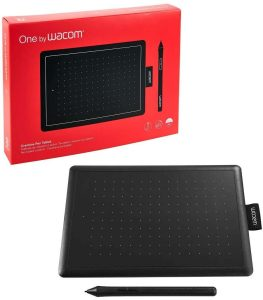 Wacom CTL472K1A One Drawing Tablet