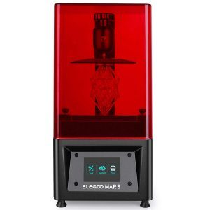 ELEGO Mars UV Photocuring LCD 3D Printer