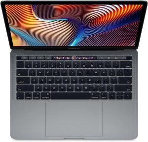 Apple 13.3-Inch MacBook Pro with Touch Bar