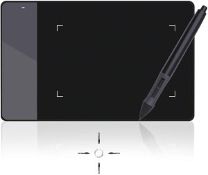 Huion 4 x 2.23 Inches OSU Tablet