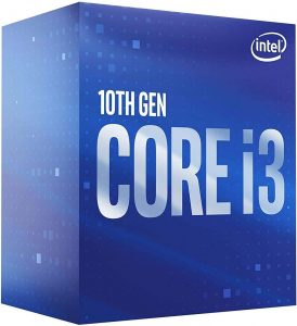 Intel Core i3-10100 Desktop 4 Core Processor