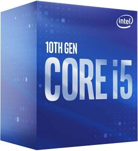 Intel Core i5-10400 6 Core Desktop Processor