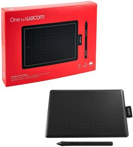 Wacom CTL472K1A One Graphic Drawing Tablet