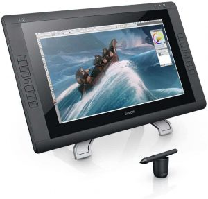 Wacom DTK2200 Cintiq Display Tablet